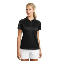 Nike Golf Ladies Dri-FIT Pebble Texture Polo Shirts