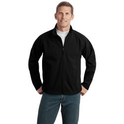 Men's Port Authority® Textured Soft Shell Jacket